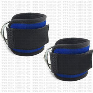 ANKLE STRAPS with D-Ring